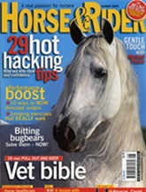Horse And Rider Magazine prenumeration