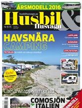 Tidningen Husbil & Husvagn