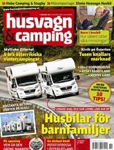 Tidningen Husvagn och Camping
