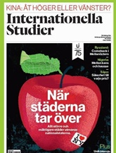 Tidningen Internationella Studier