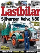 Tidningen Klassiska Lastbilar