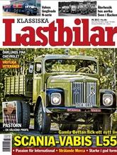 Klassiska Lastbilar prenumeration