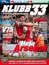 Tidningen Klubb 33