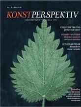 Tidningen Konstperspektiv