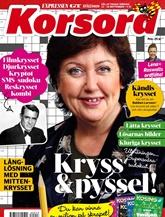 Tidningen Korsord