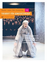 Tidningen Tidskrift f�r genusvetenskap