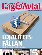 Lag & Avtal prenumeration