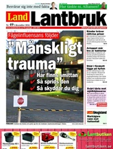 Land Lantbruk prenumeration
