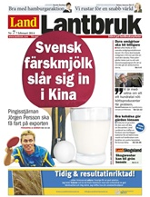 Tidningen Land Lantbruk