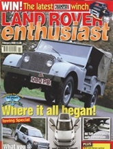 Land Rover Enthusiast
