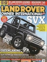 Landrover Owner International