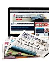 Tidningen Landskrona Posten