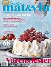 Tidningen Lantliv Mat & Vin