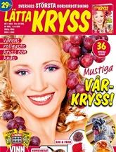 Tidningen L�tta Kryss