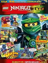 Tidningen LEGO NINJAGO