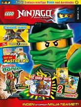 LEGO NINJAGO prenumeration