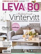 Tidningen Leva & Bo