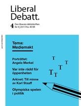 Liberal Debatt prenumeration