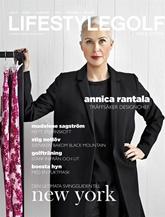 Tidningen Lifestylegolf Magazine