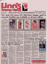 Linns Stamp News prenumeration