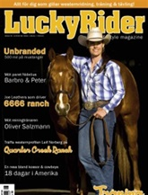 Tidningen Lucky Rider