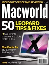 Macworld (with Cd)