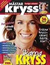 Tidningen M�starkryss