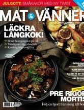 Tidningen Mat & V�nner