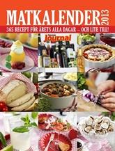 Tidningen Matkalender 2013