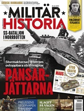 Tidningen Milit�r Historia