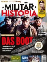 Tidningen Militär Historia