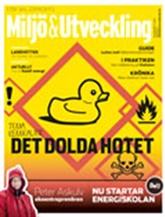 Tidningen Milj� & Utveckling