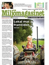 Tidningen Milj�magasinet