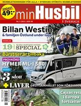 Tidningen Min Husbil i Sverige