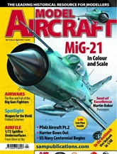 Model Aircraft Monthly prenumeration