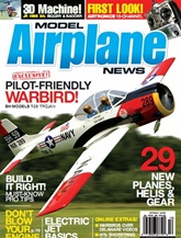 Model Airplane News prenumeration
