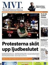 Tidningen Motala & Vadstena Tidning