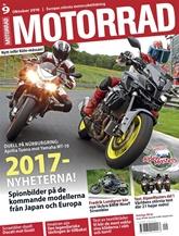 Tidningen Motorrad