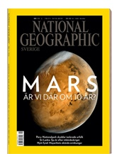 National Geographic Sverige prenumeration