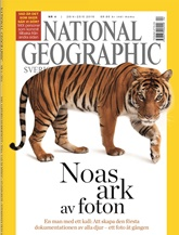 National Geographic prenumeration