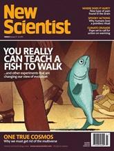Tidningen New Scientist