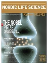 Nordic Life Science Review prenumeration