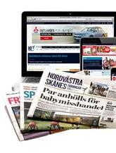 Tidningen Nordvästra Skånes Tidningar