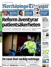 Tidningen Norrköpings Tidningar