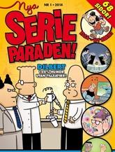 Tidningen Nya Serieparaden