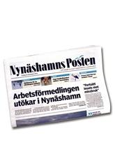Tidningen Nynäshamns Posten