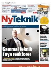 Tidningen Ny Teknik