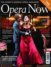 Opera Now prenumeration