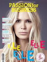 Tidningen Passion for Business