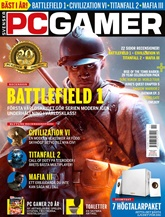 Tidningen PC Gamer
